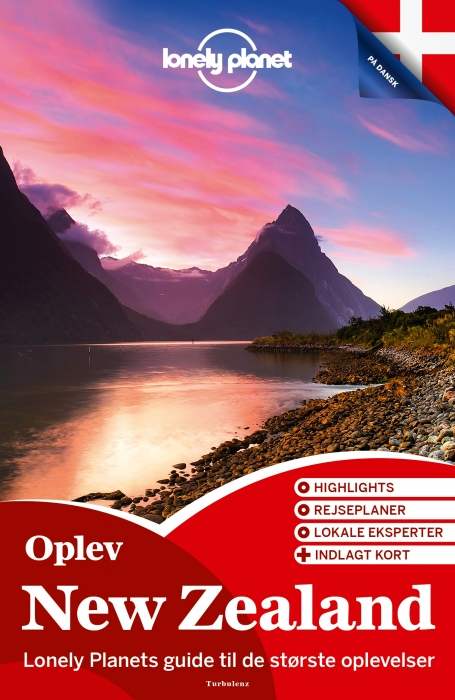 Oplev New Zealand (Lonely Planet) (Bog)
