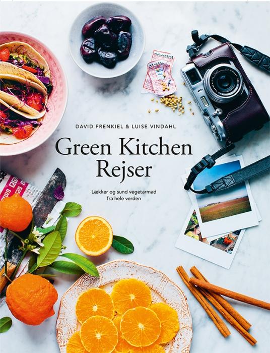 Green Kitchen Rejser (Bog)