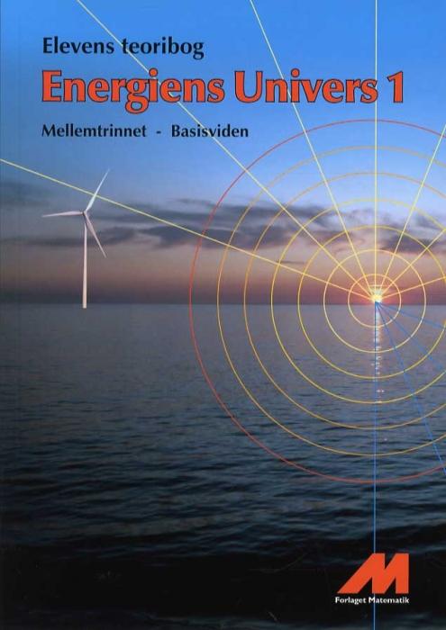 Energiens Univers 1 -  Teoribog - Basisviden (Bog)