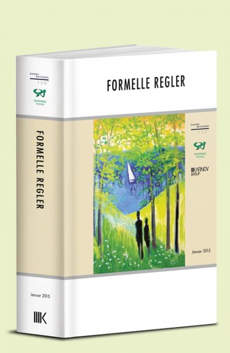 Image of   Formelle Regler 2015 (Bog)