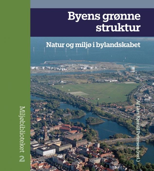 Image of   Byens grønne struktur (Bog)