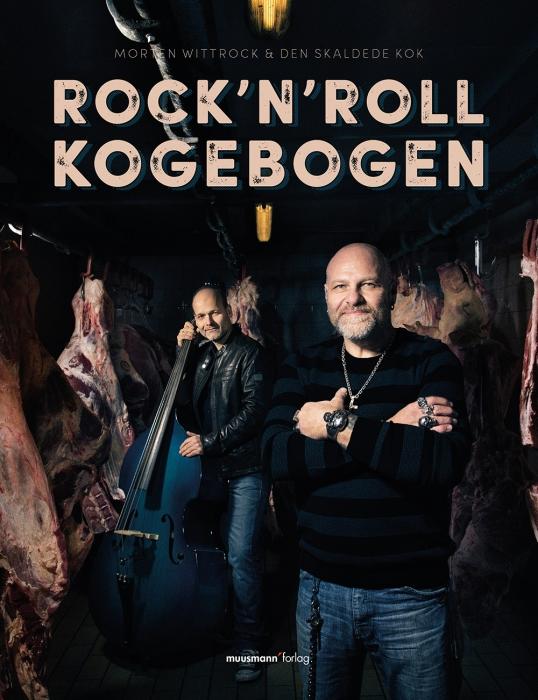 Rocknroll-kogebogen (Bog)