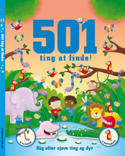 Image of   501 TING AT FINDE - DRENG (Bog)