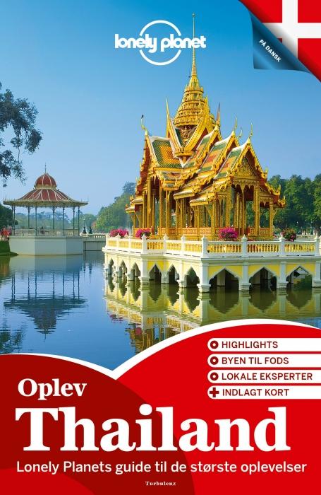 Oplev Thailand (Lonely Planet) (Bog)