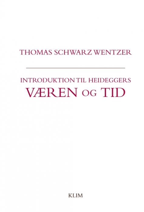 Introduktion til Heideggers Væren og tid (Bog)