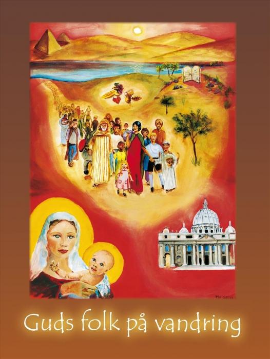 Image of Guds folk på vandring (Bog)