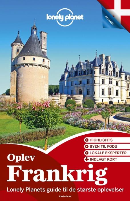 Oplev Frankrig (Lonely Planet) (Bog)