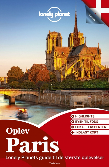 Oplev Paris (Lonely Planet) (Bog)