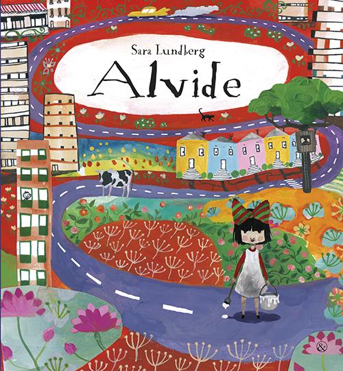 Image of   Alvide (Bog)