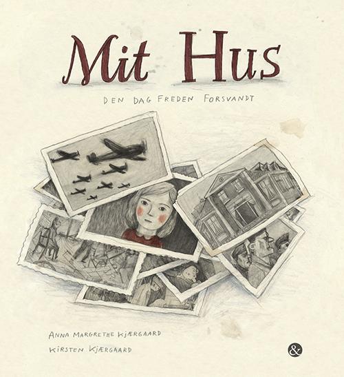 Image of Mit hus (Bog)