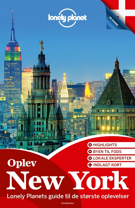 Oplev New York (Lonely Planet) (Bog)