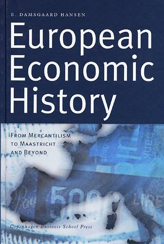 Image of   European economic history (Bog)