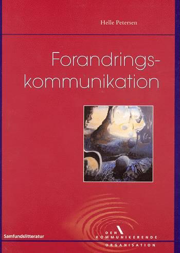 Forandringskommunikation (Bog)