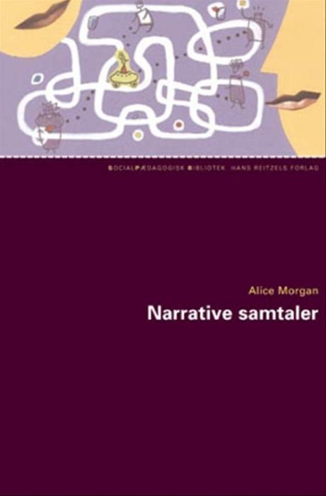Image of Narrative samtaler (Bog)