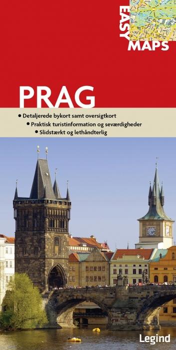 Easy Maps - Prag (Bog)