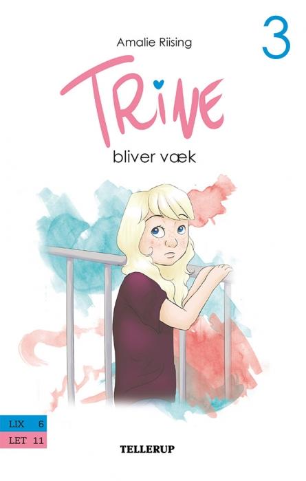 Image of Trine #3: Trine bliver væk (Bog)