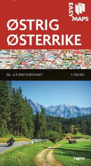 Easy Maps Ostrig Af Legind A S Som Bog Bogreolen Dk