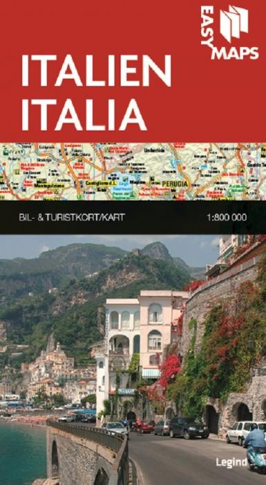 Easy Maps - Italien (Bog)