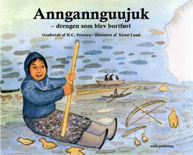 Image of   Anngannguujuk (Bog)