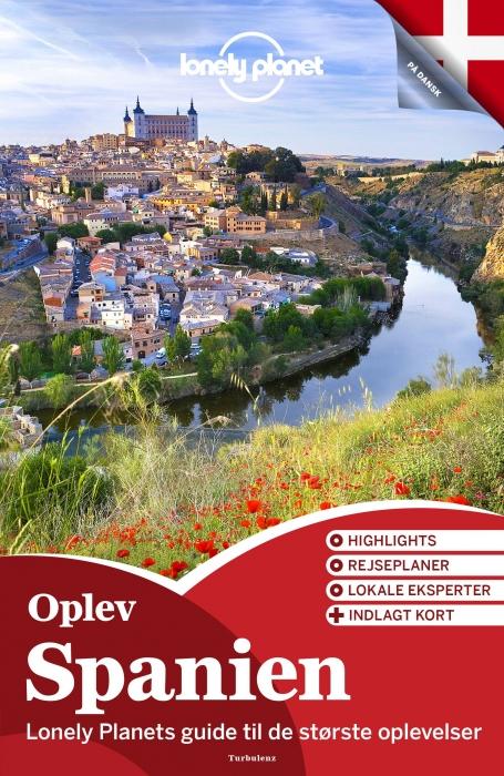 Oplev Spanien (Lonely Planet) (Bog)