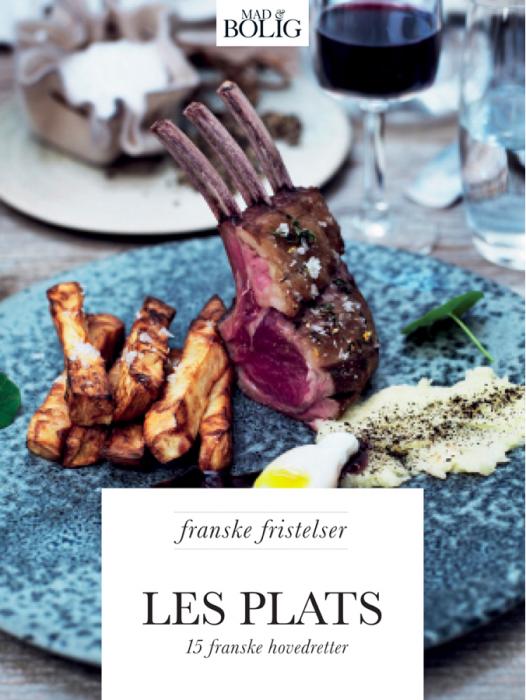 Franske fristelser - Les plats (E-bog)