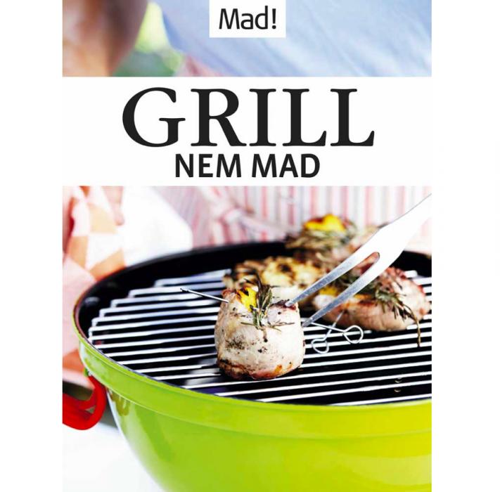 Grill - nem mad (E-bog)