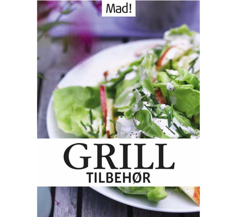Grill -tilbehør (E-bog)