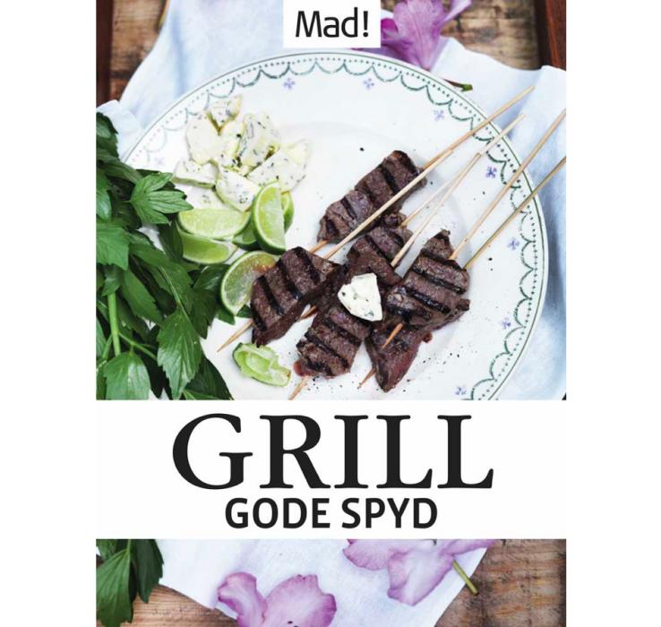Grill - gode spyd (E-bog)