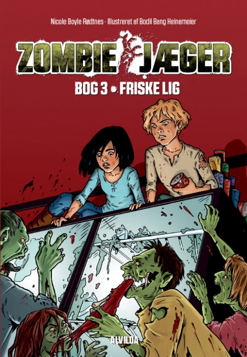 Zombie-jæger 3: Friske lig (E-bog)