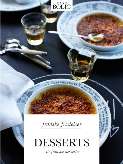 Franske fristelser - Desserts (E-bog)