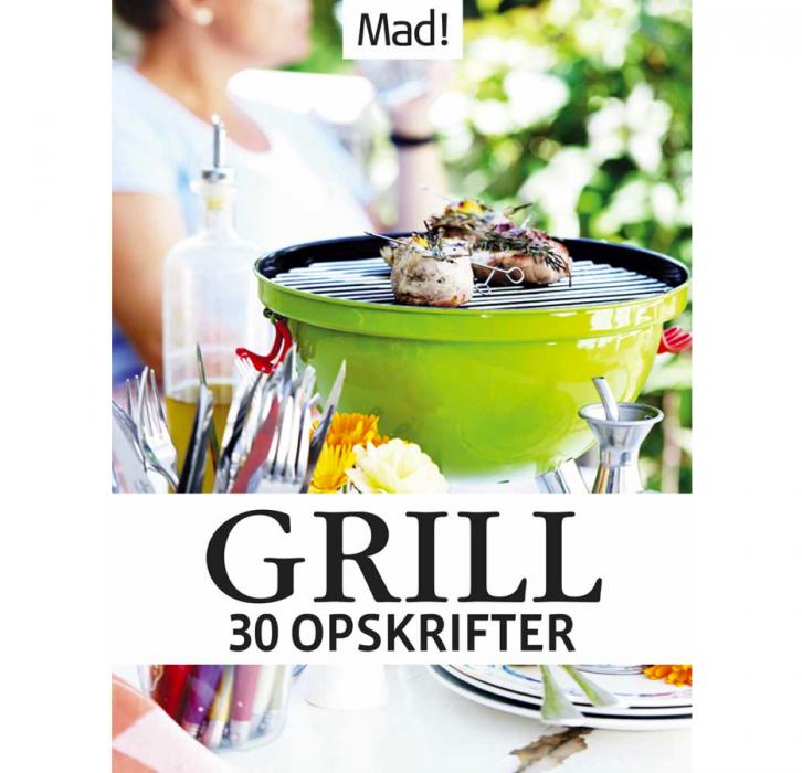 Grill - 30 opskrifter (E-bog)