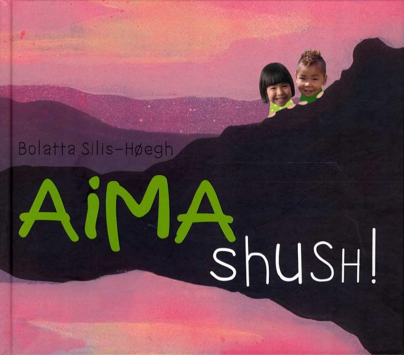 Image of   Aima shush! (Bog)