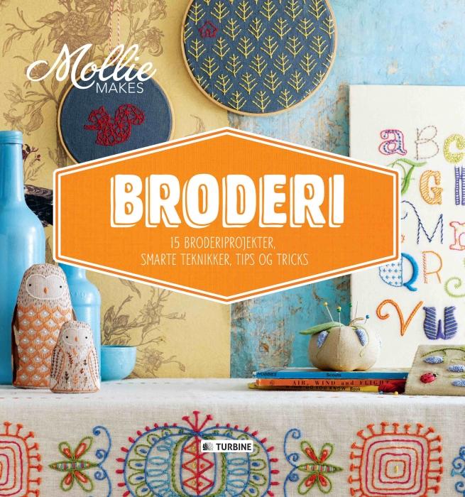 Image of   Broderi (Bog)