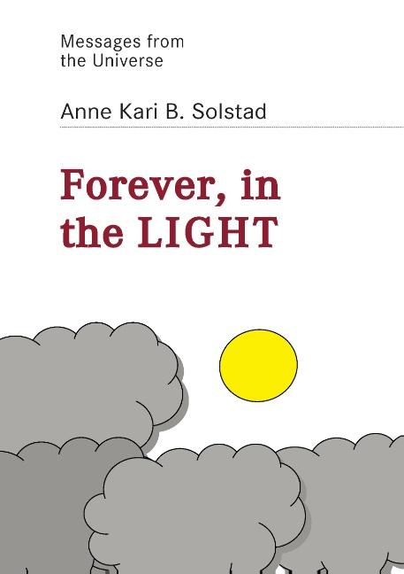 Image of Forever in the light (Bog)