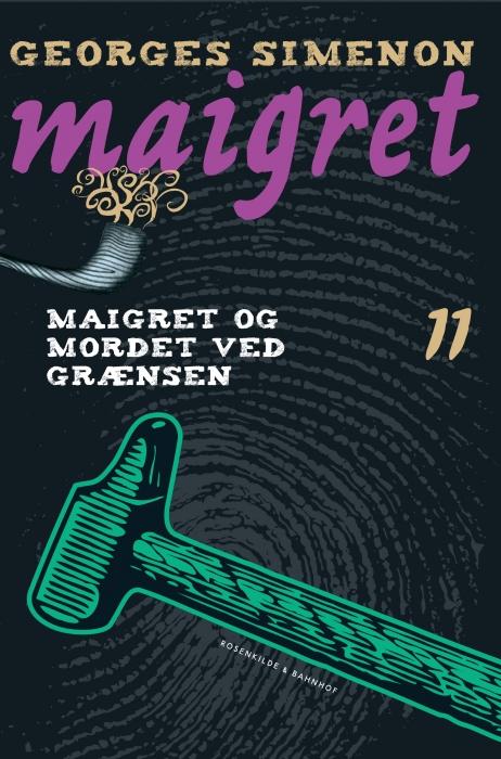 Maigret og mordet ved grænsen (E-bog)