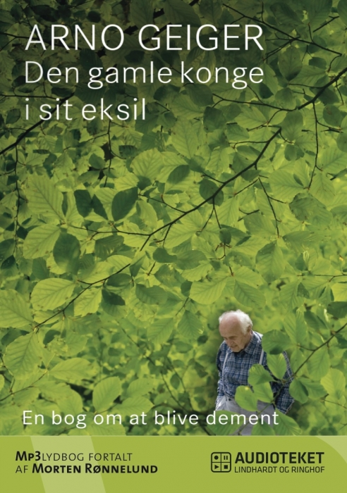 Image of Den gamle konge i sit eksil (Lydbog)