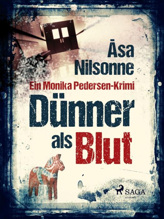 Image of Dünner als Blut (E-bog)