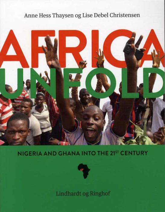 Image of   Africa Unfold (Bog)