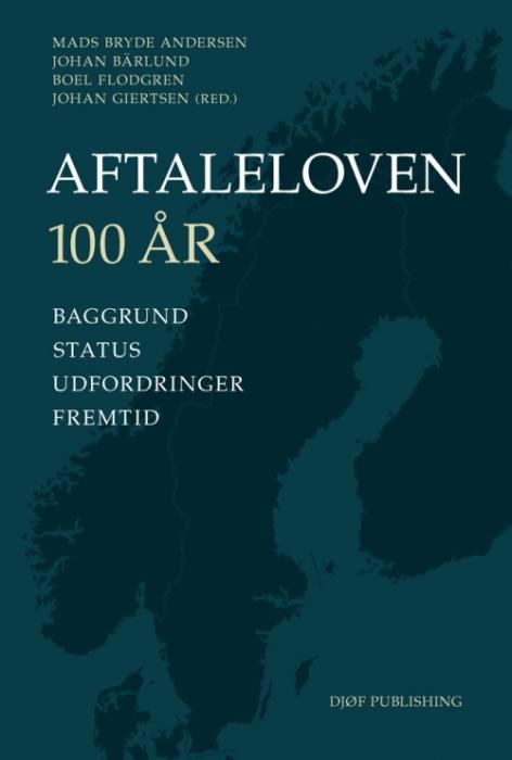 Image of   Aftaleoven 100 år (Bog)