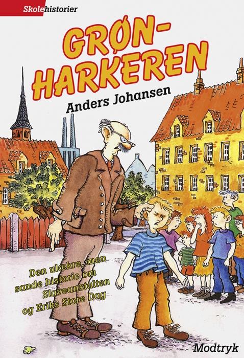 Image of Grønharkeren (E-bog)