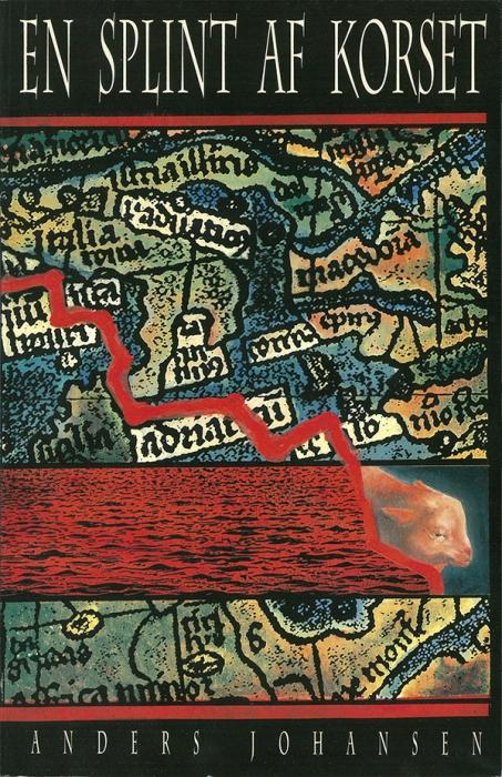 Image of En splint af korset (E-bog)