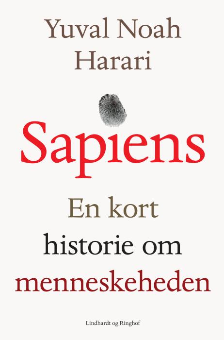 Sapiens - En kort historie om menneskeheden (E-bog)