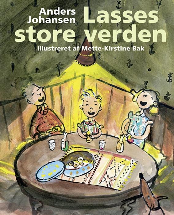 Image of Lasses store verden (E-bog)