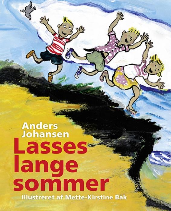 Image of Lasses lange sommer (E-bog)