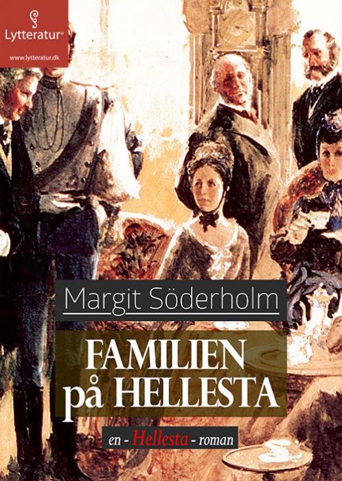 Familien på Hellesta (Lydbog)