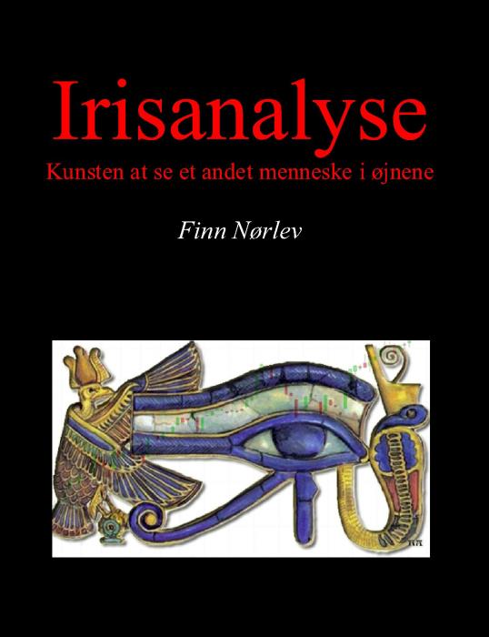 Image of   Irisanalyse - Kunsten at se et andet menneske i øjnene (Bog)