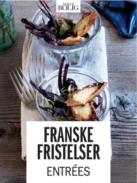 Franske fristelser - Entrées (E-bog)