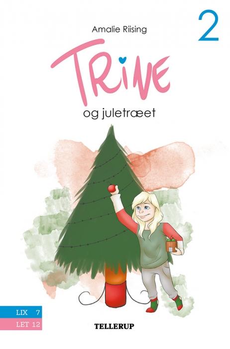 Billede af Trine #2: Trine og juletræet (Bog)