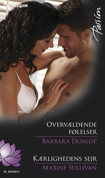 Image of Overvældende følelser/Kærlighedens sejr (E-bog)