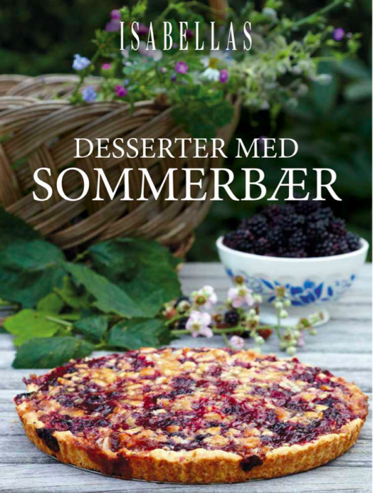 Desserter med sommerbær (E-bog)
